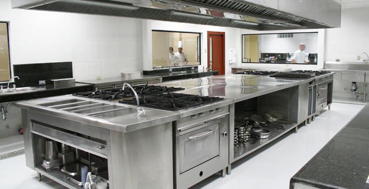 Commercial Kitchen Equipments Manufacturer: Amicable Equipments